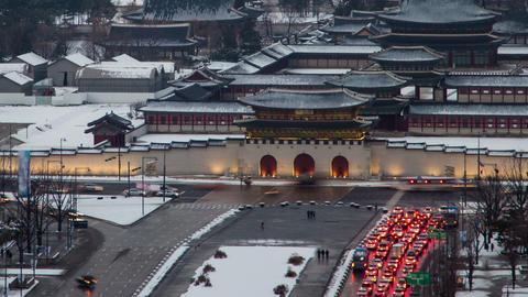Seoul City 78 Zoom Footage