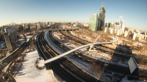 Seoul City 93 HD Footage