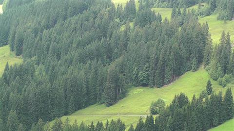 European Alps Kitzbuhel Austria 25 Stock Video Footage