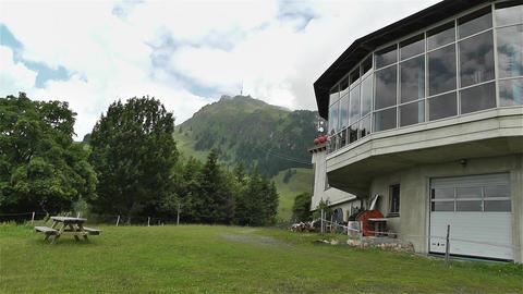 European Alps Kitzbuhel Austria 48 Stock Video Footage