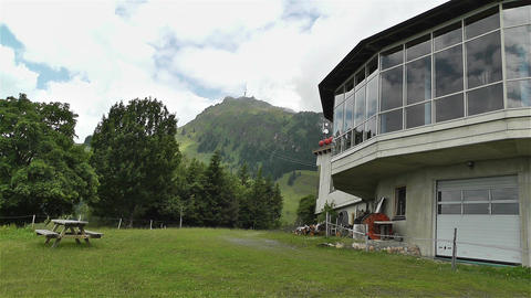 European Alps Kitzbuhel Austria 48 Footage