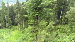 European Alps Kitzbuhel Austria Aerial 9 Stock Video Footage