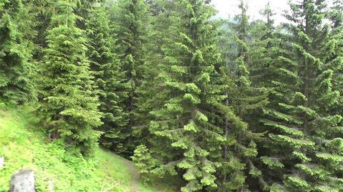 European Alps Kitzbuhel Austria Aerial 41 Stock Video Footage