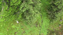 European Alps Kitzbuhel Austria Aerial 43 Footage