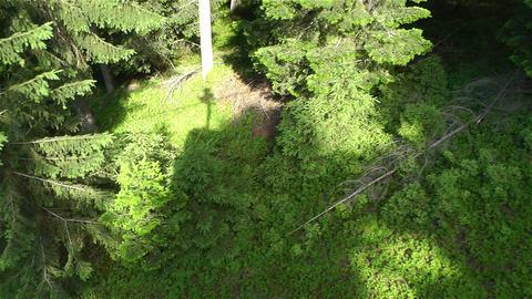 European Alps Kitzbuhel Austria Aerial 61 Stock Video Footage