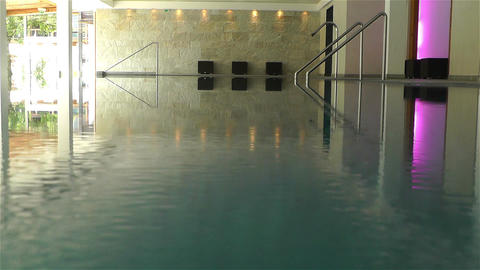 Indoor Swimming Pool 5 Footage