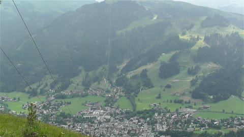 Kitzbuhel Austria 2 Stock Video Footage