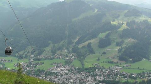 Kitzbuhel Austria 2 Footage