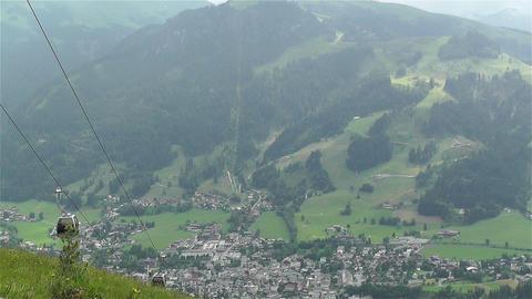 Kitzbuhel Austria 2 Stock Video Footage