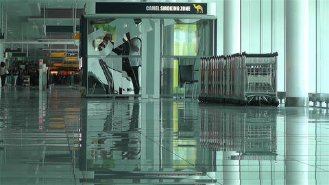 Munich Airport Germany 1 Stock Video Footage