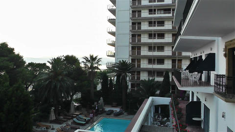Palamos Beach Costa Brava Spain 26 Footage