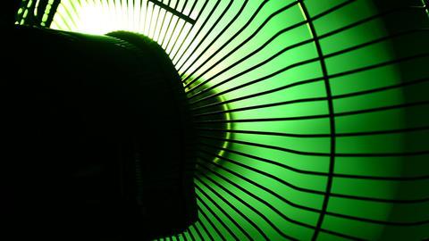 Electric Fan Stock Video Footage