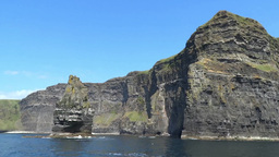 Cliffs of Moher 3 Footage