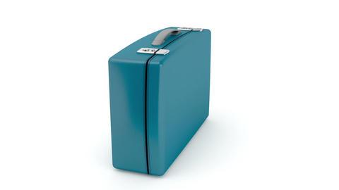 Briefcase Stock Video Footage