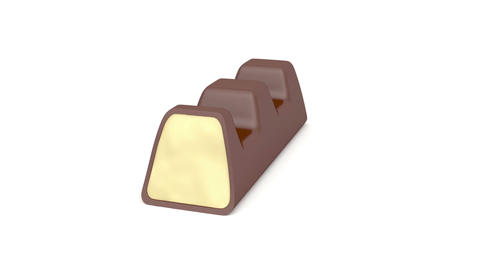 Milk chocolate Animation