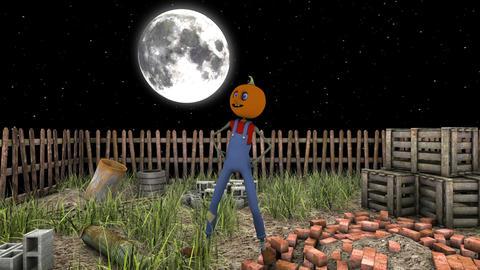 ハロウィーン Animation