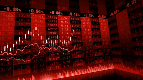Stock Market 069 Animation