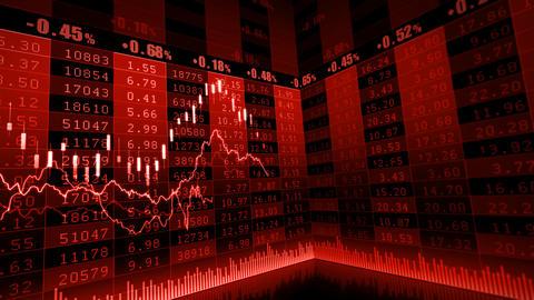 Stock Market 069 Stock Video Footage
