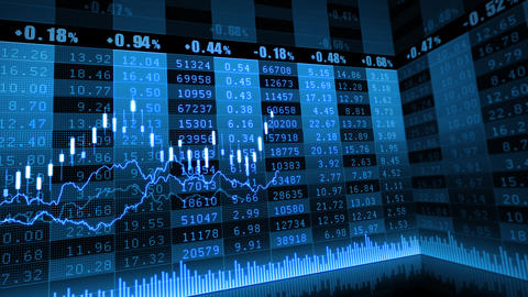 Stock Market 071 Animation