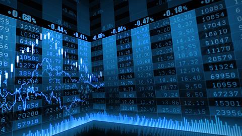 Stock Market 071 Stock Video Footage