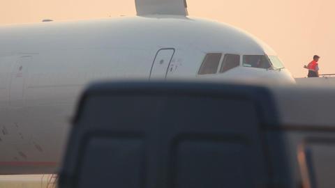 Cargo plane Stock Video Footage