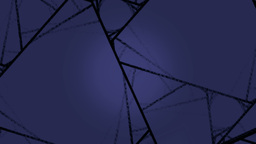 Animation Geometric background Stock Video Footage