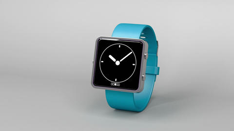 Smart watch Stock Video Footage