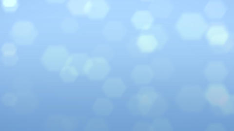 blue flare background Stock Video Footage