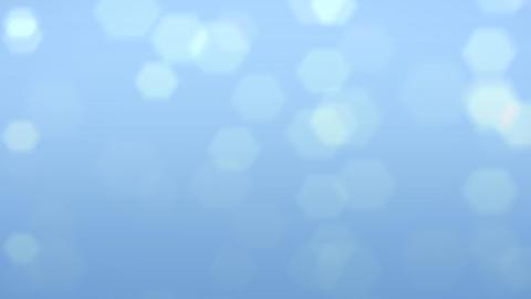 blue flare background Animation