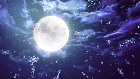 Halloween moon Stock Video Footage