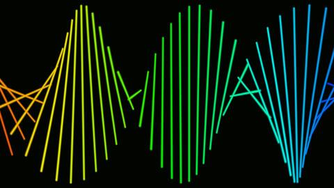 naline HD fom 0101 twist line Animation