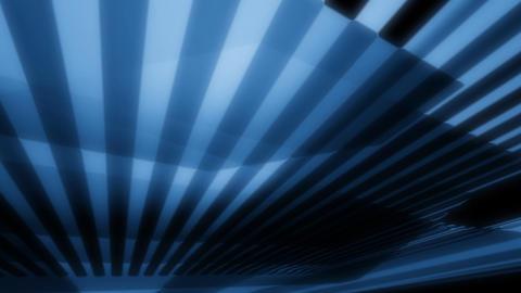 naline HD grd 0115 blue fan Stock Video Footage