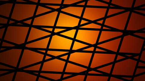 orange slices Stock Video Footage