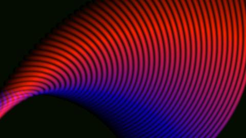 pulsing line Animation
