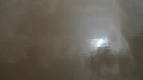 sun reflect in water Stock Video Footage