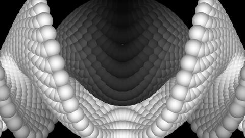 gradient surface brain Stock Video Footage