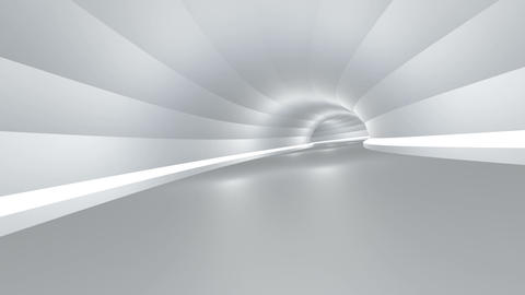 Tunnel tube road c 4a 1 HD Stock Video Footage