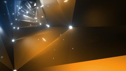 Tunnel tube twist a 6b 2 HD Stock Video Footage