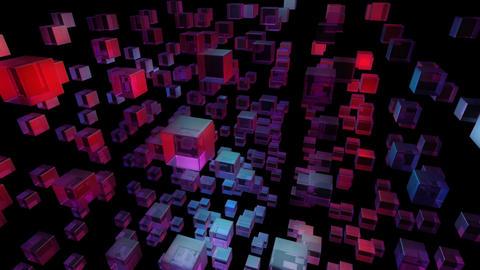 box array Stock Video Footage