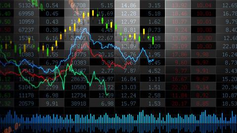 Stock Market 075 Stock Video Footage
