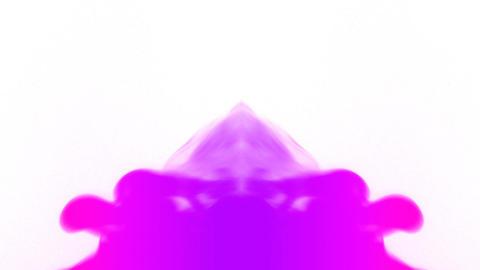 Purple smoke Stock Video Footage