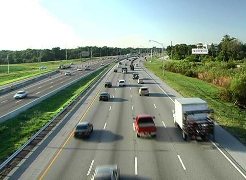 Traffic 2 Footage