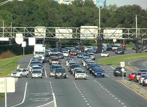 Traffic 4 Footage