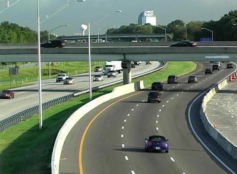 Traffic 8 Stock Video Footage