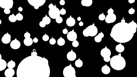 christmas ball Stock Video Footage