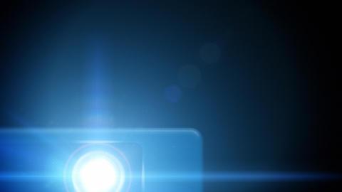 Projector loop Animation