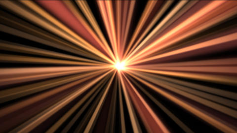Tunnel of Light Stock Video Footage
