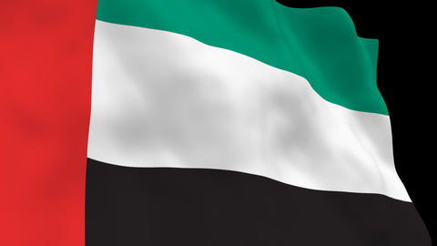 National Flag B38 ARA HD Animation