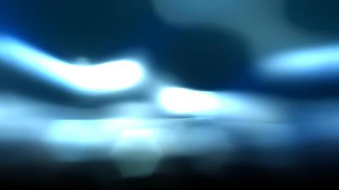 Sky blue ripple Stock Video Footage