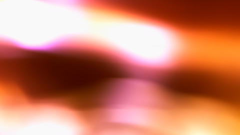 reddish lights 2 Stock Video Footage